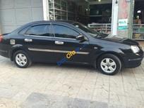 Cần bán gấp Daewoo Lacetti đời 2010, màu đen như mới