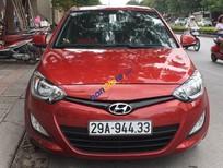 Xe Hyundai i20 1.4AT đời 2013, màu đỏ, nhập khẩu nguyên chiếc