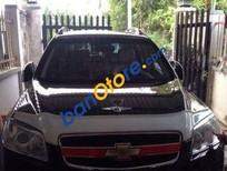 Bán Chevrolet Captiva AT đời 2008, màu đen