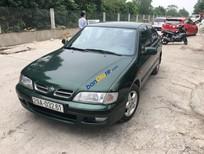 Cần bán lại xe Nissan Primera 2.0 AT sản xuất 1998 màu xanh lam, 228 triệu nhập khẩu