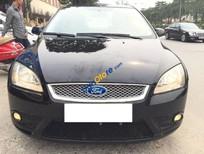 Cần bán xe Ford Focus 1.8MT đời 2009, màu đen