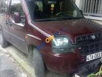 Bán Fiat Doblo đời 2003, màu đỏ