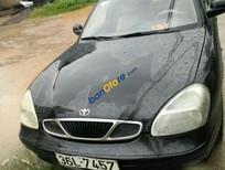 Cần bán Daewoo Nubira năm 2001, màu đen