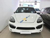 Auto Trúc Anh bán xe Porsche Cayenne S 4.8AT đời 2010, màu trắng, xe nhập