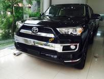 Bán Toyota 4 Runner Limited đời 2016, màu đen, nhập khẩu Mỹ