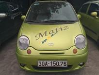 Bán ô tô Daewoo Matiz sản xuất năm 2005, màu xanh lục