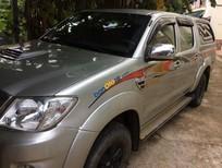 Bán Toyota Hilux năm 2009, màu bạc, nhập khẩu