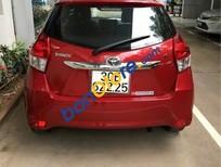 Bán xe Toyota Yaris 1.3G bản AT, màu đỏ