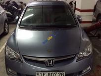 Cần bán lại xe Honda Civic 1.8 sản xuất năm 2007, xe nhập
