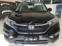 Bán Honda CR V 2.0 2016, màu đen