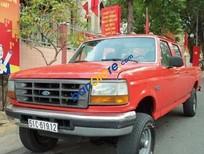 Cần bán Ford F-250 MT đời 1997, màu đỏ, nhập khẩu số sàn, xe cũ