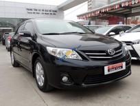 Cần bán Toyota Corolla Altis 1.8AT 2013, màu đen chính chủ