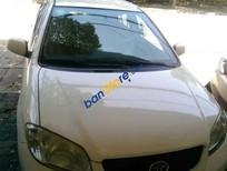 Bán xe Toyota Vios đời 2006, màu trắng
