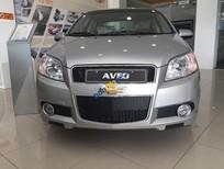 Bán Chevrolet Aveo LTZ đời 2016, màu bạc