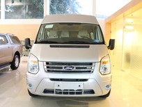 Ford Transit bản cao cấp, giao xe ngay, 855 triệu