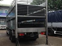 Tổng đại lý xe tải Hino bán Hino 16 tấn thùng 9m2 chuyên chở gia súc, giá rẻ, giao ngay