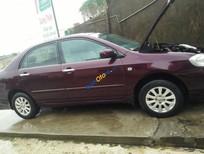 Bán Toyota Corolla altis 1.8 đời 2003, màu đỏ