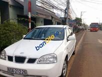 Bán ô tô Daewoo Lacetti MT đời 2005, màu trắng giá cạnh tranh