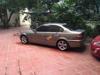 Bán BMW 325i đời 2004, màu xám, nhập khẩu chính hãng số tự động