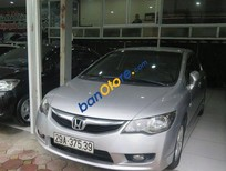 Cần bán xe Honda Civic 1.8 MT đời 2011, màu bạc số sàn