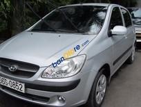 Cần bán Hyundai Getz đời 2010, màu bạc