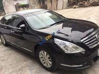 Bán Nissan Teana 2.0AT đời 2010, màu đen, nhập khẩu
