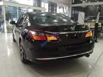 Bán Honda Accord 2.4AT đời 2016, màu đen, xe nhập
