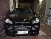 Bán Porsche Cayenne S S Turrbo đời 2005, màu đen số tự động