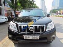 Bán xe Toyota Prado TXL sản xuất 2011, màu đen
