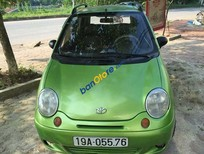 Bán Daewoo Matiz đời 2005, màu xanh