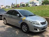 Cần bán gấp Toyota Corolla altis AT đời 2009 số tự động