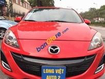 Cần bán xe Mazda 3 1.6AT đời 2011, màu đỏ