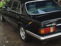 Bán xe Mercedes S class đời 1984, màu đen
