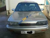 Cần bán lại xe Toyota Camry đời 1990, màu vàng, giá tốt