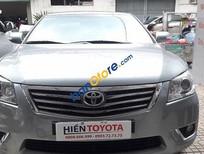 Bán xe cũ Toyota Camry 2.4 G đời 2012, màu bạc, giá chỉ 880 triệu