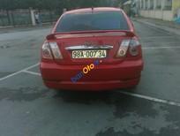 Cần bán xe Lifan 520 đời 2007, màu đỏ