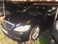 Cần bán xe Mercedes S350L đời 2007, màu đen, nhập khẩu nguyên chiếc số tự động, 990 triệu