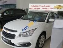 Cần bán Chevrolet Cruze LTZ 1.8 AT đời 2016, màu trắng