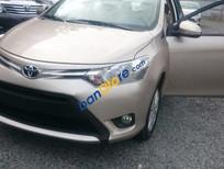 Bán Toyota Vios 1.5E đời 2016, giá chỉ 588 triệu