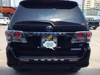 Bán Toyota Fortuner G đời 2015, màu đen