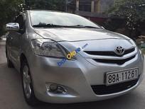 Cần bán xe cũ Toyota Vios G đời 2007, màu bạc số tự động