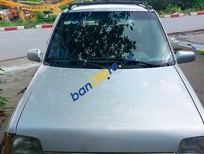 Bán Daewoo Tico MT sản xuất năm 1993, màu bạc, xe nhập