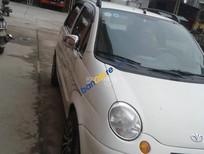 Bán ô tô Daewoo Matiz SE sản xuất năm 2008, màu trắng, giá tốt