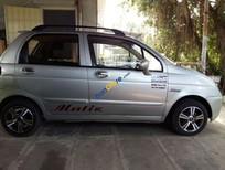 Bán Daewoo Matiz SE 2006, màu bạc xe gia đình, 155tr