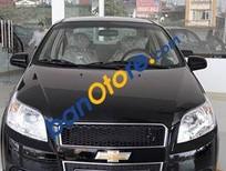 Bán xe Chevrolet Aveo LTZ đời 2016, màu đen, giá 481tr