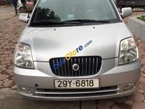 Cần bán lại xe Kia Morning đời 2004, màu bạc chính chủ, giá tốt