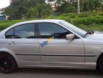 Bán BMW 325i sản xuất 2000, màu bạc, nhập khẩu nguyên chiếc xe gia đình, giá tốt