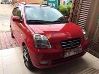 Ô Tô Tân Thành cần bán lại xe Kia Morning AT đời 2007, màu đen, nhập khẩu