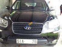 Bán Hyundai Santa Fe SLX sản xuất 2008, màu đen số tự động, giá chỉ 640 triệu