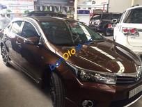 Bán xe Toyota Corolla altis 2.0V đời 2014, màu nâu, 895tr